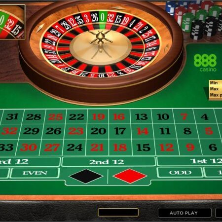 Tips For Winning Online Roulette Games On Table
