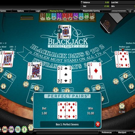 Review of 21 + 3 Blackjack – A New Variant of Blackjack and Three Card Poker