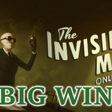 Reviewing Invisible Man Online Slot Game for Players