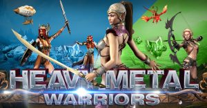 Heavy Metal Warriors Online Slot Game Described for Players