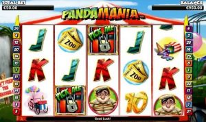 Pandamania Online Video Slots Introduced