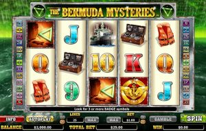 How to Play The Bermuda Mysteries Online Slots Casino Game