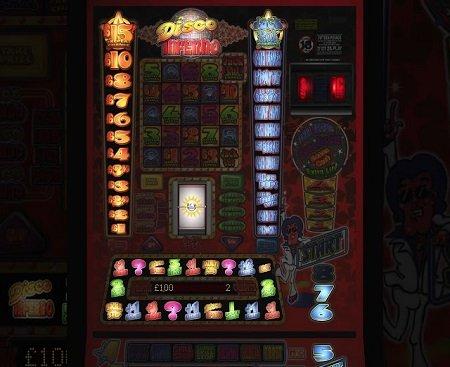 Having a Look at Disco Inferno Slot